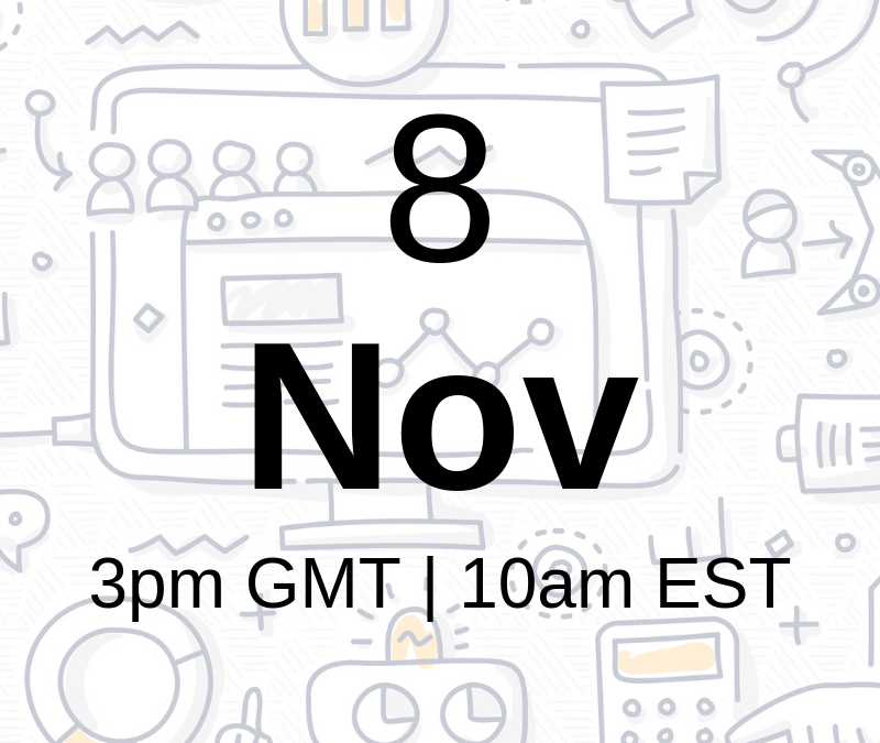 Webinar – How to Convert your Leads and Manage your Data