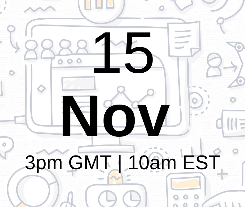 Webinar – How to Measure and Monitor your Marketing Activities