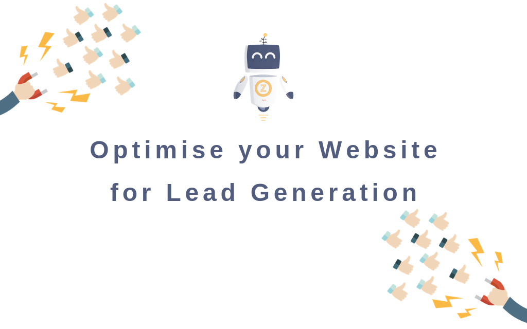 Optimise your Website for Lead Generation