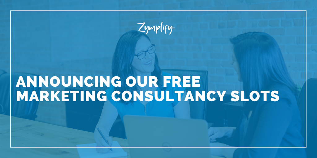 Boosting Your Business, Even in a Time of Crisis – Free Marketing Consultancy Slots